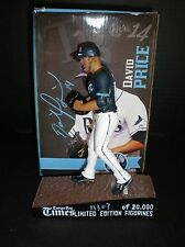 Tampa Bay Rays Baseball David Price 14 2012 Limited Edition Cy Young Figurine