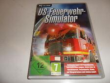 PC  US-Feuerwehr-Simulator