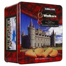 Kirkland Signature Walkers Premium Shortbread Selection Tin 2.1kg