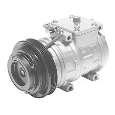 DENSO 471-1164 New Compressor And Clutch