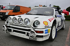 OVER 400+ IMAGES FORD RS200 RALLY CARS 1984-2013 COSWORTH WRC RALLY GB RAC