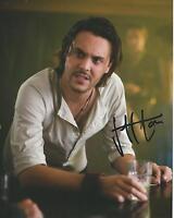 Jack Huston Signed 10x8 colour photo Image B UACC RD COA ALH