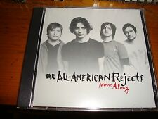 THE ALL AMERICAN REJECTS cd MOVE ALONG free US shipping