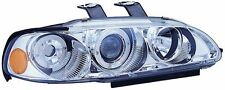 HONDA CIVIC 92-95 IPCW CWS-719C2 Clear Projector Headlight CHROMED HOUSING