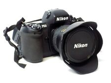 Nikon F100 35mm Film SLR Camera W/ AF Nikkor 18-35mm 1:3.5-4.5 D Working