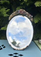 VICTORIAN  Oval DRESSING TABLE MIRROR