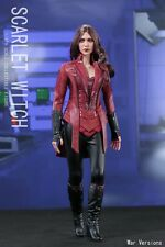 Custom 1/6 Avengers Age of Ultron Scarlet Witch  Action Figure Collection Model