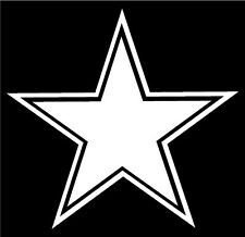 Star - Vinyl decal for your car or truck.  Choose color and size!