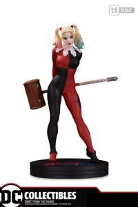 DC Comics Cover Girls Harley Quinn Frank Cho Statue - Joker, Batman
