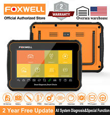 FOXWELL GT60 OBD2 Scanner ScanPad WiFi Car Diagnostic Tool All System ABD SRS
