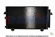 Kondensator, Klimakühler, Klimaanlage  Toyota Rav 4 II & III inkl. Trockner