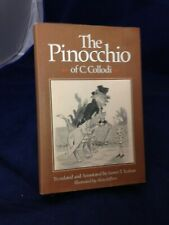 The Pinocchio of C. Collodi by James T. Teahan (1985) VG HB 191122