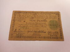 Philippines Emergency Currency Negros Occidental WWII Ten Pesos Nice - # 175516