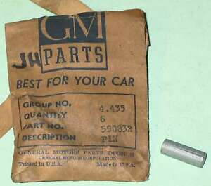1937-1965 Chevrolet Buick Olds Pontiac NOS reverse idler pin 590832