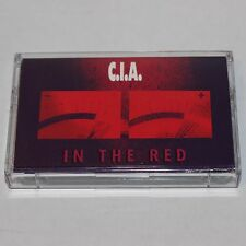 C.I.A. Cassette Tape In The Red Heavy Metal Thrash Combat Nuclear Assault