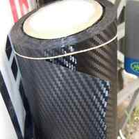 Carbonio 4D Adesivo Carta Adesiva vinile Carbon wrapping wrap 65cm x 100cm NEW!!