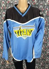 Vintage Hystyk Titans Performance Hockey Jersey Shirt Indoor Goals Youth Small