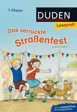 Leseprofi – Das verrückte Straßenfest, 1. Kl von Susanna Moll  UNGELESEN