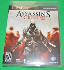 PS3 ASSASSIN'S CREED II Video Game