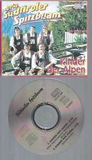 CD--ORIG. SÜDTIROLER SPITZBUAM--KINDER DER ALPENSINGLE