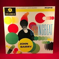 JOHN BARRY Stringbeat 1961 UK MONO Vinyl LP EXCELLENT CONDITION loriginal seven