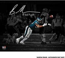 Brandon Graham Eagles Autographed 8x10 Photo (RP)