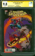 Amazing SPIDER MAN 800 CGC SS 9.8 Bagley Red Goblin Variant Venom 2018 Film