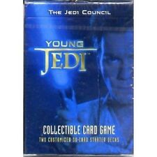 STAR WARS(THE JEDI COUNCIL)STARTER PACK (NEW & SEALED)
