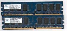 Brand 8GB 4X2GB DDR2 2RX8 PC2-6400U 800MHz 240PIN DIMM Intel RAM Desktop
