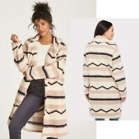 Billabong Montreal Longline Polar Women's Fleece Jacket Size: Small NWOT