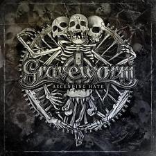 GRAVEWORM - Ascending Hate  DIGI CD NEU