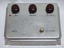 Klon Centaur Professional Overdrive Guitar Effect Pedal