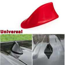 Red Painted shark fin antenna cover FM AM Radio Signal K1 K1