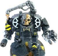 Warhammer 40K Iron Hands Primaris Redemptor Dreadnought Conversion