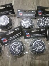 Raiders NFL Football Cupcake Baking Cups (SET OF 7) (50 COUNT EACH PACKAGE)