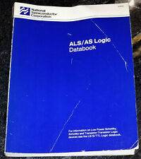Used 1987 National Als/As Databook