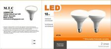 LED BR40 Bulb 10W 1100 lumens, Dimmable 3000K Warm White CETL Certified