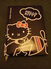 Hello Kitty Daily Notebook plus hello kitty wallet