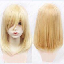 Attack on Titan Krista Lenz Blonde Cosplay Wig