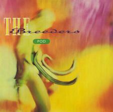 The Breeders - Pod LP REISSUE NEW LMTD ED GOLD VINYL Pixies, Throwing Muses