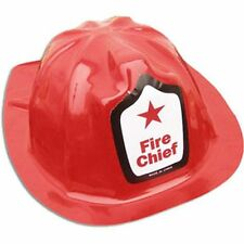 NEW  FIREMAN PARTY   KIDS PARTY HATS (12)