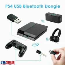 Durable Wireless BT4.0 Receiver Dongle USB Adapter For Sony PS4 Playstation 4 US