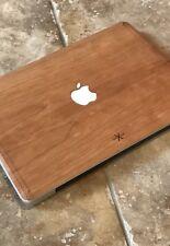 """Real Wood Skin 15"""" Macbook Pro Retina - Cherry"""