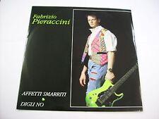 """FABRIZIO PIERACCINI - AFFETTI SMARRITI - 12"""" VINYL EXCELLENT CONDITION 1991"""