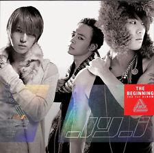 JYJ - The Beginning New Limited Edition 1CD BRAND NEW SEALED XIA JAEJOONG JUNSU