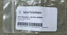 Agilent 18740-20885 GC inlet seal, gold plated, with washer