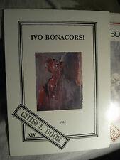 IVO BONACORSI CHISEL BOOK 1985, RARE, AS NEW
