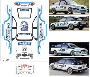 Ford Sierra RS500 KALIBER 257mm Tamiya tt01 tt02