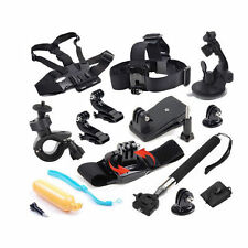 GoPro Hero Accessory Kit Session Sport Drive Ride Bike Camping Climb 4052