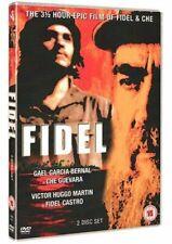 Fidel [DVD] By Victor Huggo Martin,Gael García Bernal.